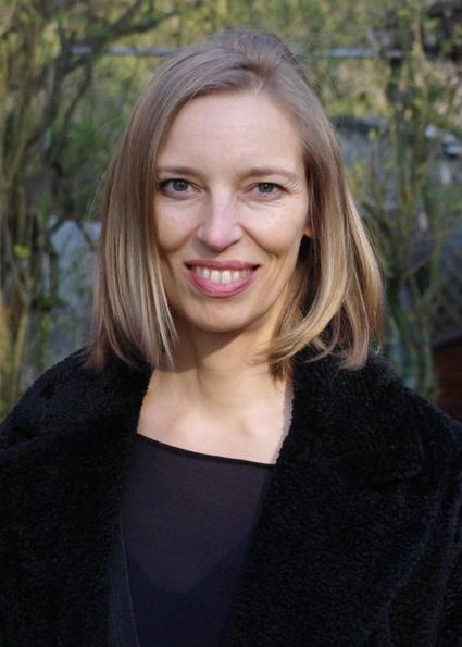 Portraitfoto Wencke Katharina Schoger, Diplom-Ingenieurin Innenarchitektin, Partnerin Reuter Schoger Architektur Innenarchitektur, Berlin